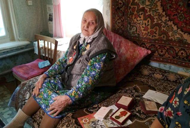 Жительница Казани Бибинур Лутфуллина в год 75-летия Победы впервые получит выплаты как вдова участника войны.   и