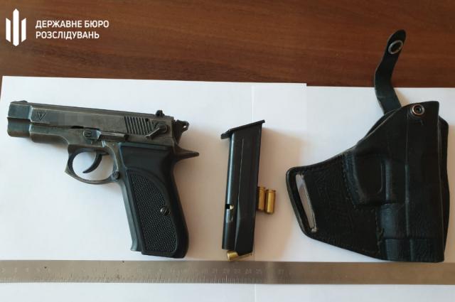 В Ровенской области пьяный солдат потерял оружие