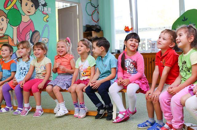 В Тюменской области малышей от 1,5 до 3 лет обеспечат местами в детсадах