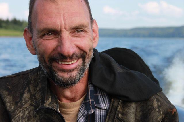 Почти сорок лет назад писатель переехал из осквы в Сибирь.
