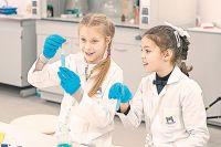 В технопарке «Менделеев Центр» могут заниматься ученики любых классов.