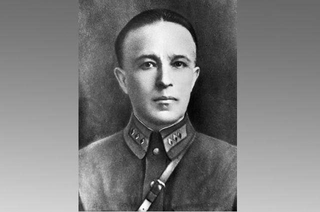 Герой Советского Союза генерал Дмитрий Карбышев.