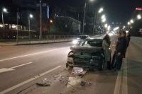 В Киеве пьяная женщина спровоцировала масштабное ДТП: появились подробности