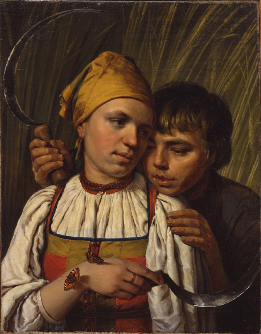 «Жнецы», конец 1820-х.