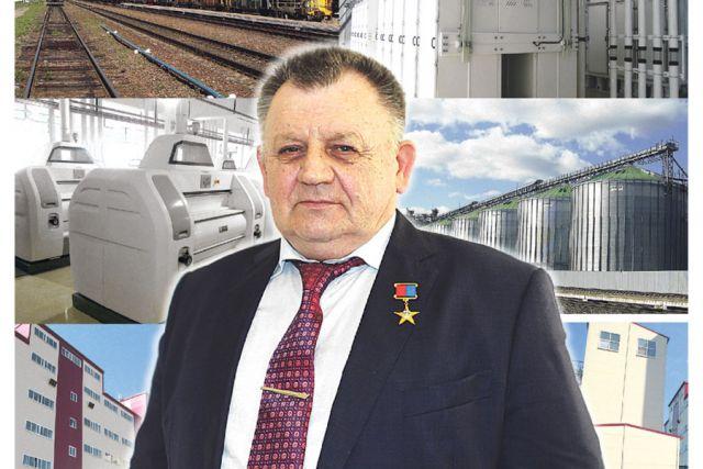 Предприятие, которым руководит Герой Труда Тамбовской области Владимир Кучерявый, – одно из  крупнейших и современных по производству муки в нашей стране.