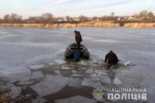 В Хмельницкой области водолазы нашли тело пятилетней девочки
