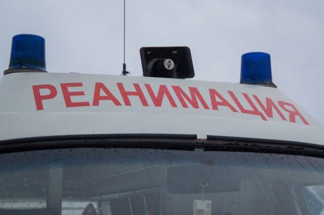 В Тюмени пешеход, перебегавший улицу Ямскую, попал в реанимацию