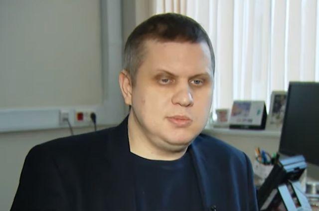 Пётр Кирьян.