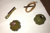 В центре Киева обнаружили гранаты и ртуть, принадлежавшие вымогателям