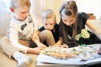 Детям из нуждающихся семей нужна не только еда и одежда, но товары для творчества.