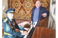 Владимир Жарков всю жизнь стремился к гармонии, а музыка – лучшее её выражение.