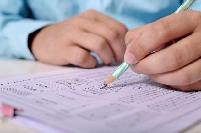 Школьникам нужно было выполнить четыре задания: чтение текста вслух, пересказ текста с привлечением дополнительной информации, монологическое высказывание и диалог.