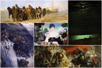 В Русском музее находятся шедевры русского искусства.