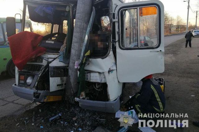 В Житомирской области произошло ДТП: один человек погиб, двое в больнице