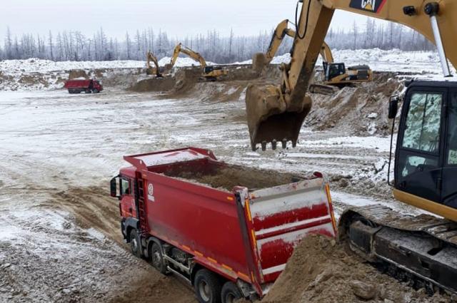 По дороге Надым – Салехард обеспечат сквозной проезд