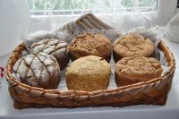 Хлеб из русской печки ─ это сказка: вкусный, красивый, сытный.