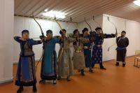 Стрельба из лука - один из самых перспективных видов спорта для местных жителей.