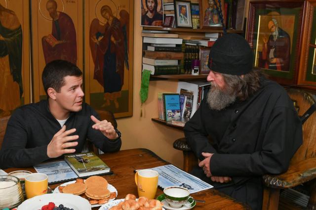 Путешественник Федор Конюхов приедет на Ямал
