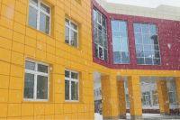 Новая пристройка к 33-й школе рассчитана на 575 ребят.