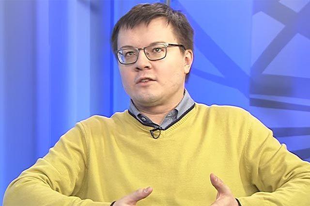 Илья Ухов.