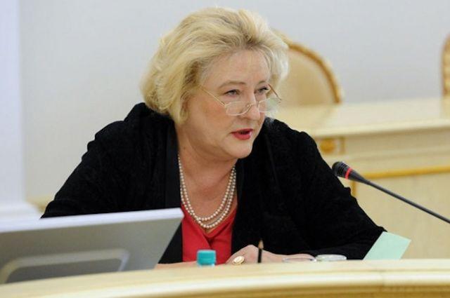 Ярославова: инициатива о запрете отчуждения территорий РФ своевременна
