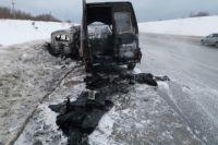 Авария унесла жизни четырёх человек.