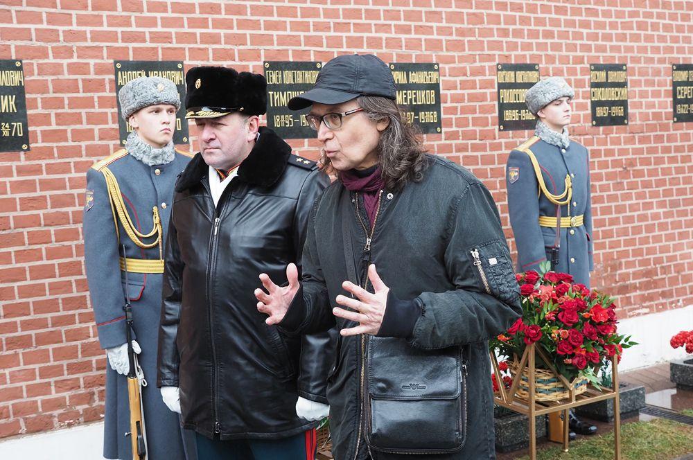 Василий Константинович Тимошенко, внук маршала.