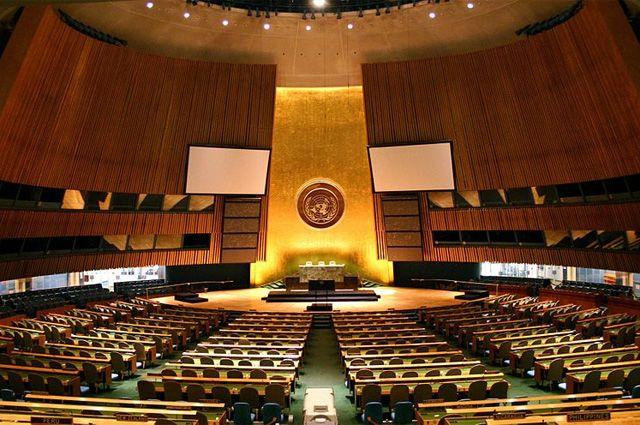 Генассамблея ООН соберется на заседание по украинскому вопросу
