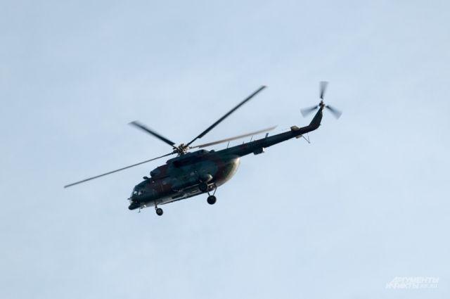 Авиакомпания прокомментировала ЧП с вертолетом Ми-8 возле Сабетты