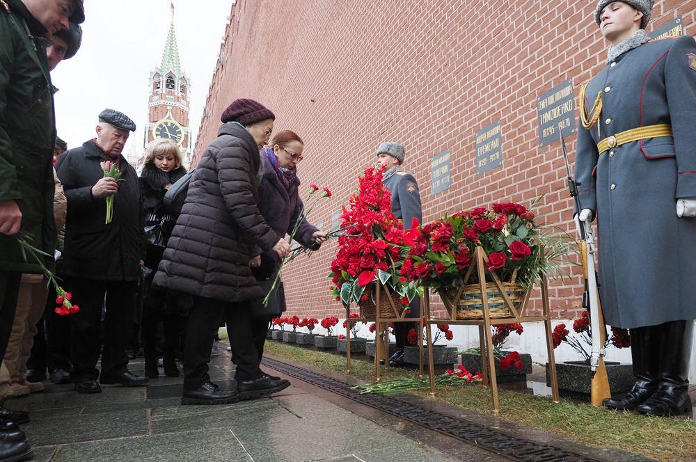 Родственники маршала Конева.