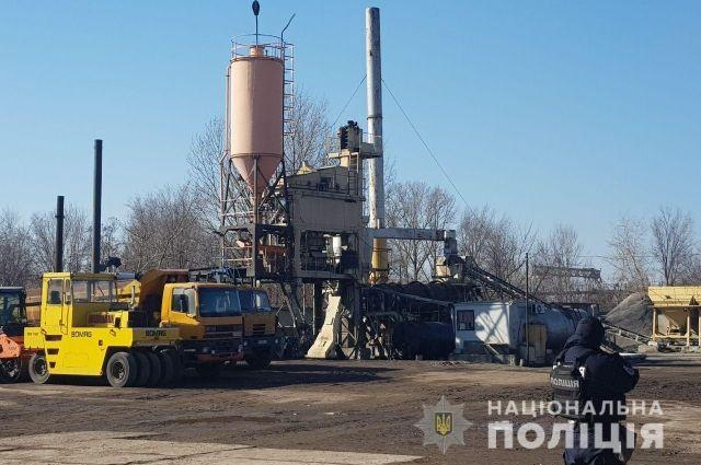 В Днепропетровской области украли 29 млн гривен, выделенных на ремонт дорог