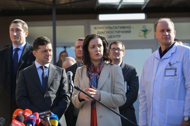 Скалецкая объяснила суть реформы медицины