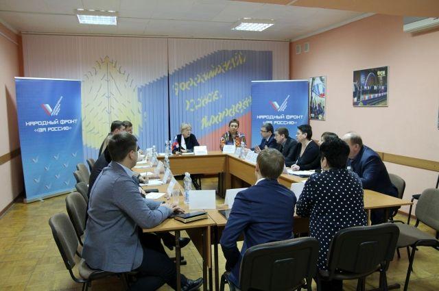 Активисты ОНФ проверили детские сады на территории Оренбуржья