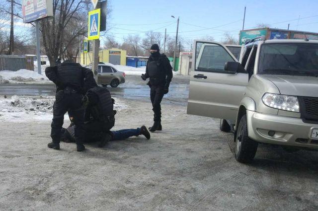 В Орске задержан подозреваемый в организации заказного убийства.