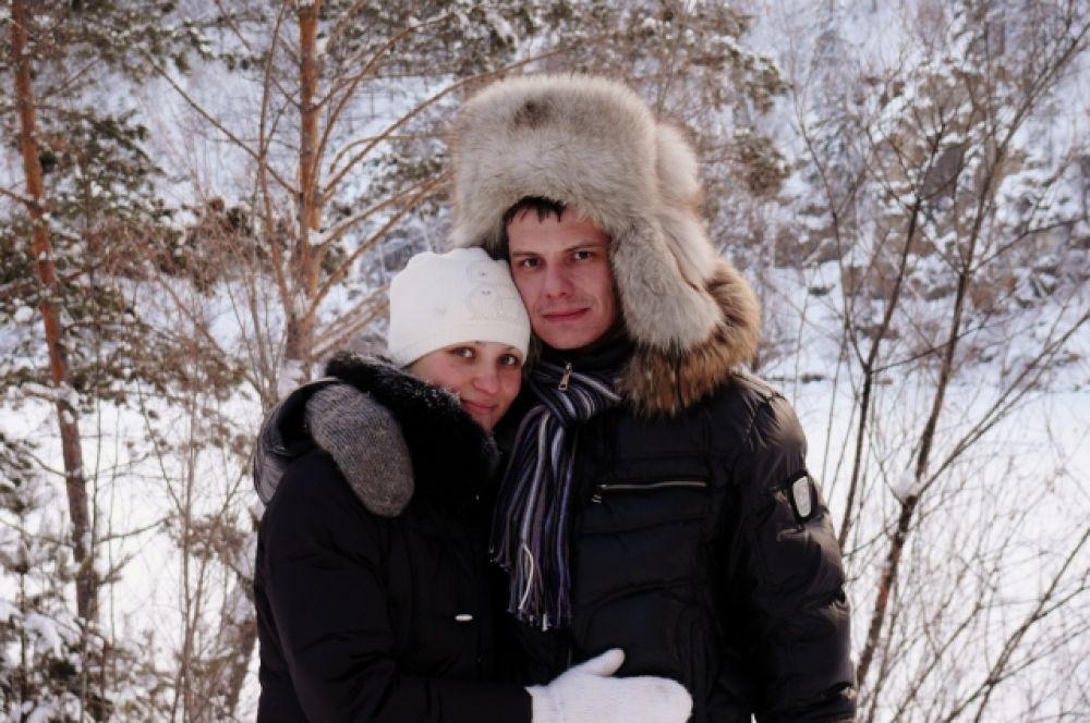 Варвара и Антон