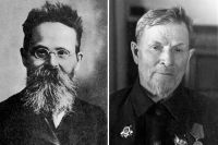 Николай Морозов и Василий Талаш.