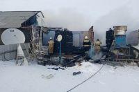 В Оренбуржье возбуждено уголовное дело после пожара с 4 пострадавшими.