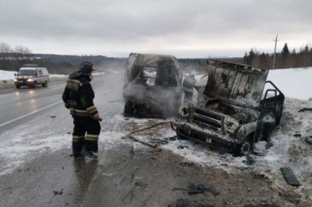 Они просят очевидцев сообщить любую информацию об аварии.