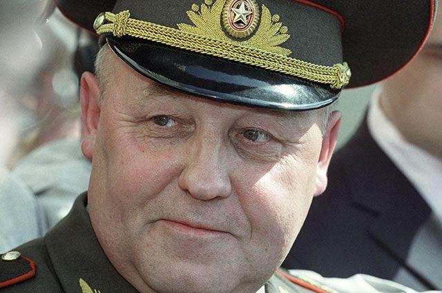 Генерал Юрий Балуевский.