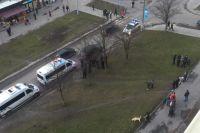 Во Львове посреди улицы со стрельбой похитили человека: подробности