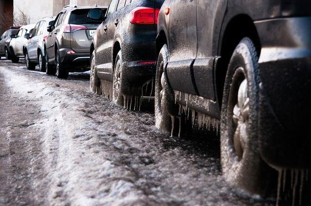 Неблагоприятные метеоусловия могут сохраниться до 23 февраля.