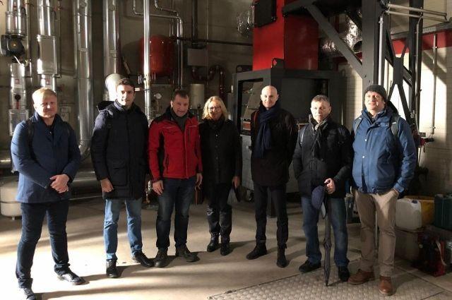 13 немецких компаний изъявили желание сотрудничать с кузбасскими производителями.