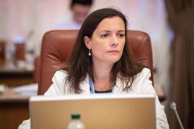 Скалецкая проведет 14 дней с эвакуированными из Уханя