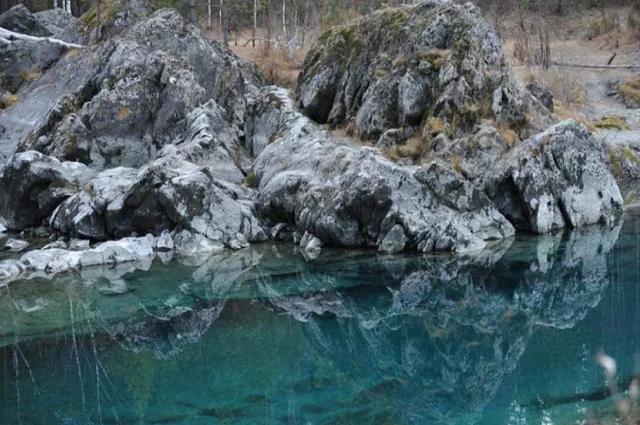 Никольское, водоем