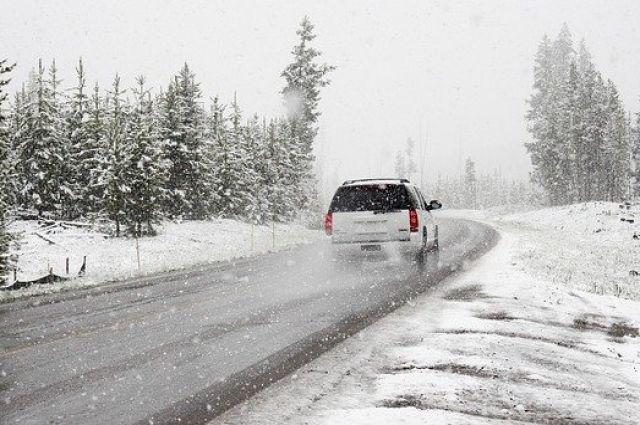 Все три дня в городе и области будет достаточно тепло, сильных ветров и морозов не будет, пройдет снег.