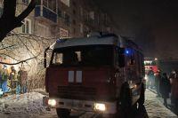 Большинство пожаров произошло из-за неосторожного обращения с огнем.