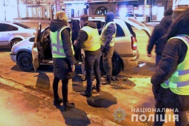 Полиция задержала псевдотаксиста, который грабил киевлян