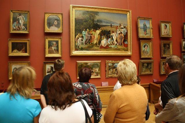 За последние 10 лет количество посетителей музея увеличилось в 2,5 раза и сегодня составляет 2,5 млн человек в год.
