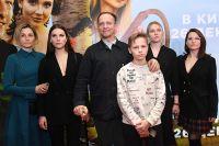 Иван Охлобыстин с семьей.