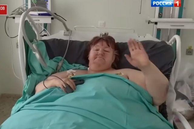 Тюменка весом 350 кг попала на программу Андрея Малахова